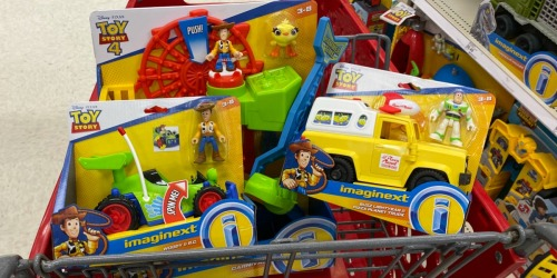 Up to 55% Off Imaginext Toy Story Toys at Target + Free Shipping