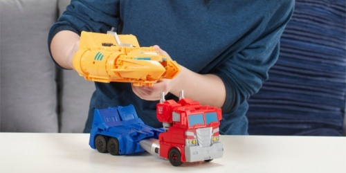 Transformers Cyberverse Spark Armor Optimus Prime as Low as $22.87 Shipped