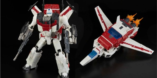 Transformers Cyberton Commander Jetfire Action Figure as Low as $45.74 Shipped (Regularly $80)