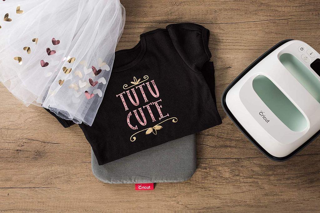 Tutu Cute Shirt with Easypress