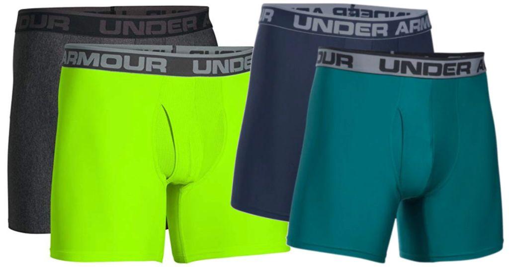Under Armour Men's Boxerjock 2-Pack