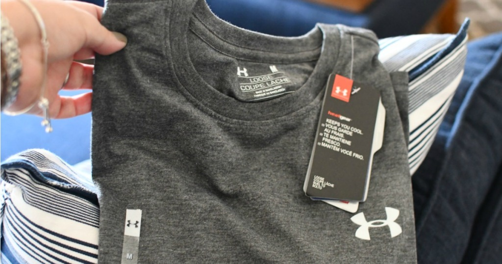 En la mayoría de los casos sitio Río Paraná  25% Off $75 Under Armour Purchase + FREE Shipping - Hip2Save