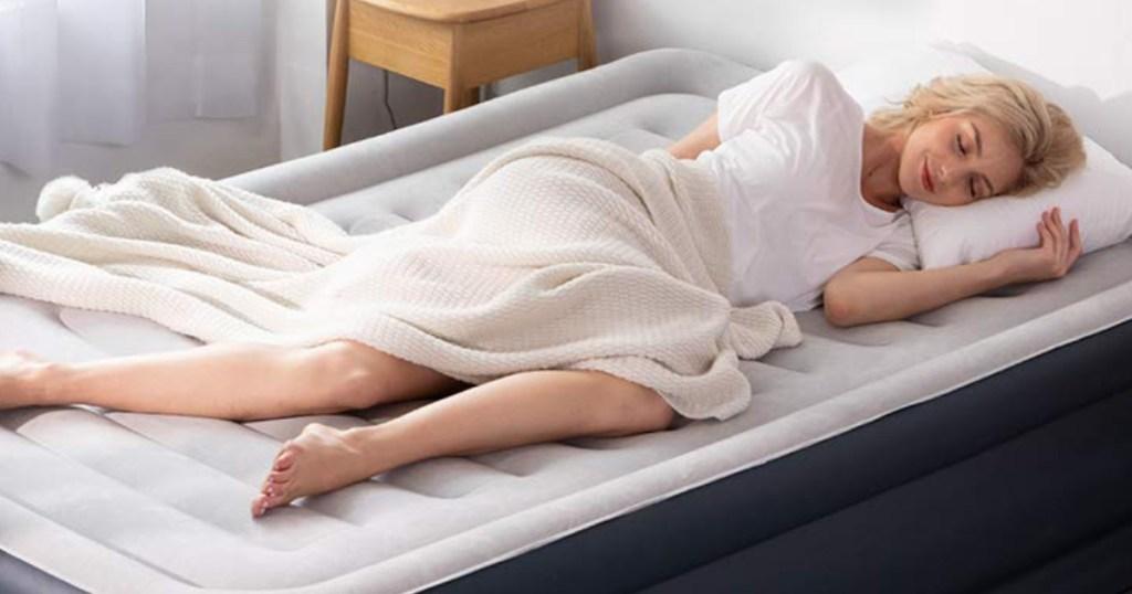 Sable Full Size Air Mattress Amazon