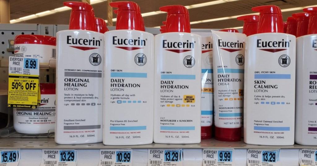 Eucerin Lotion Rite Aid