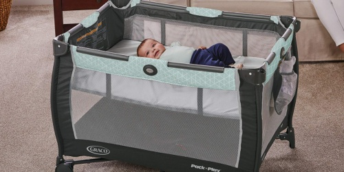 Graco Pack 'n Play Care Suite Playard Only $89.99 Shipped (Regularly $130)