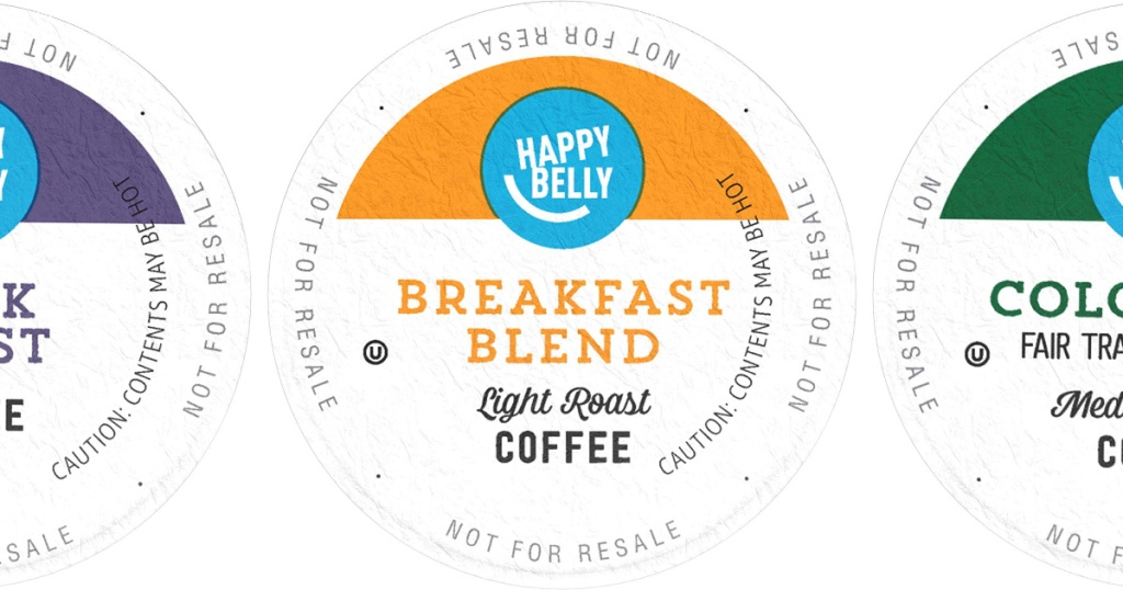 Happy Belly K-Cups on Amazon