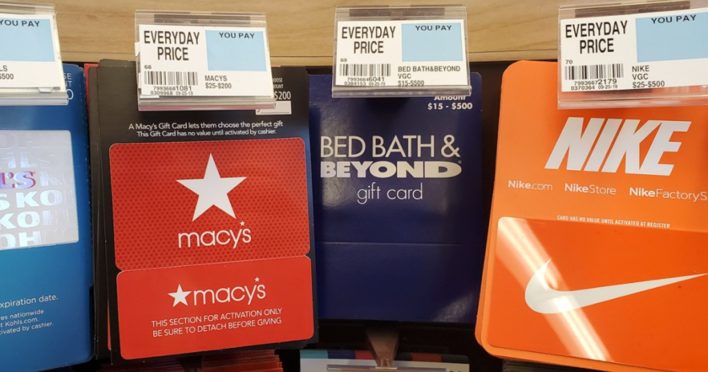 Rite Aid Gift Cards