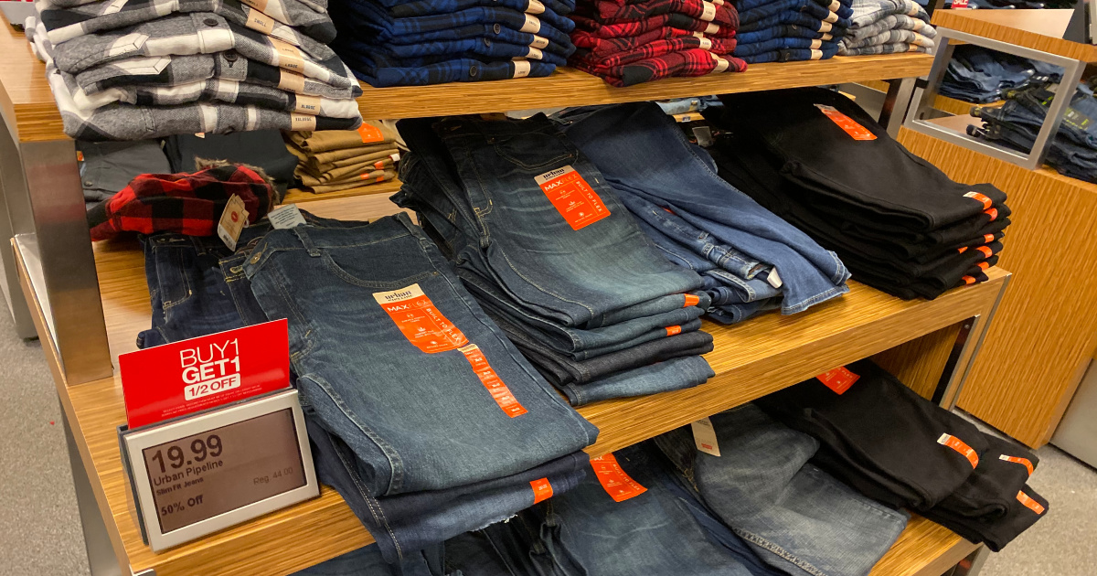 Urban Pipeline Jeans for Boys