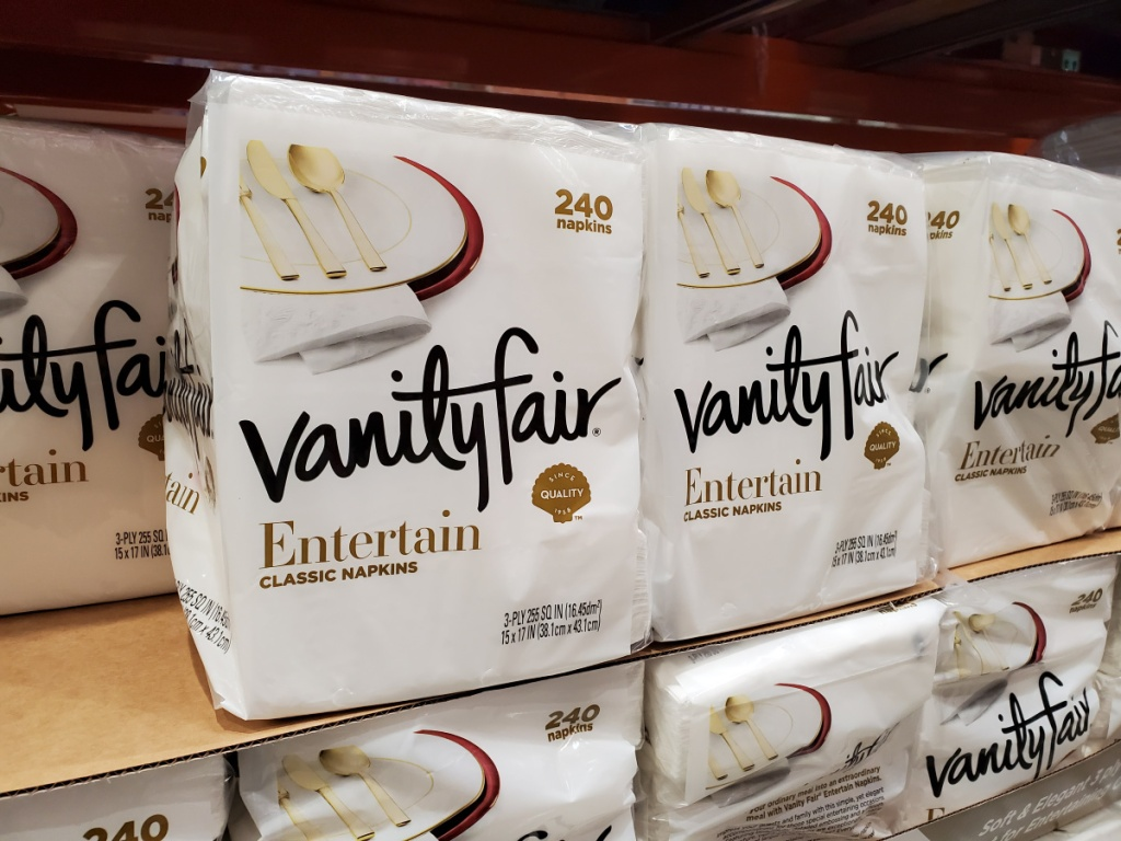 Vanity Fair Napkins