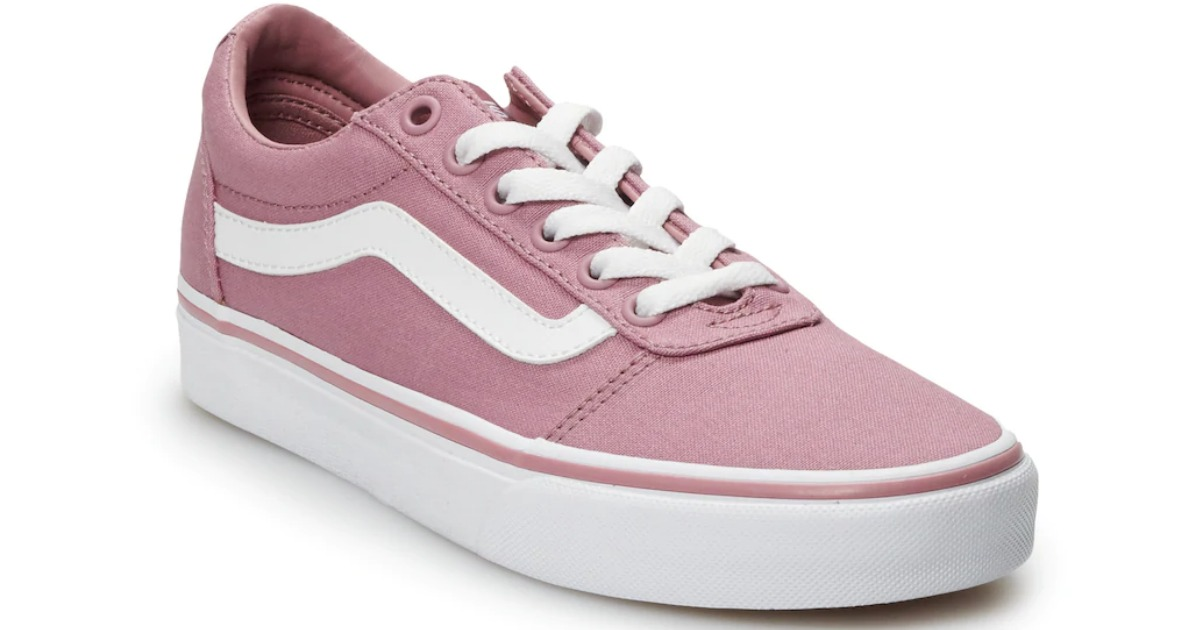 Up to 60% Off Vans Shoes + Free