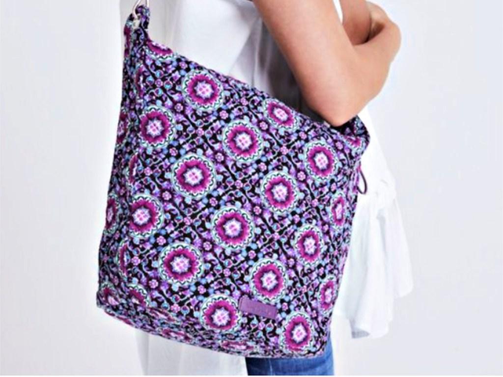 Vera Bradley Carson Hobo Bag (1)