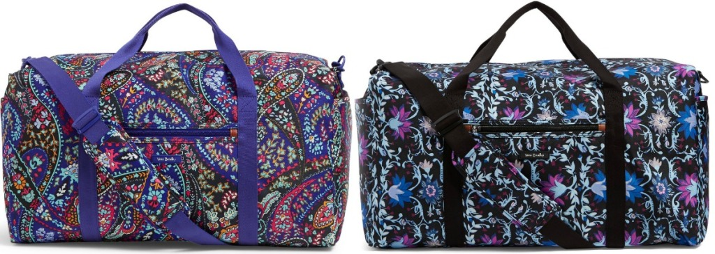 Vera Bradley Duffel Bag - two styles