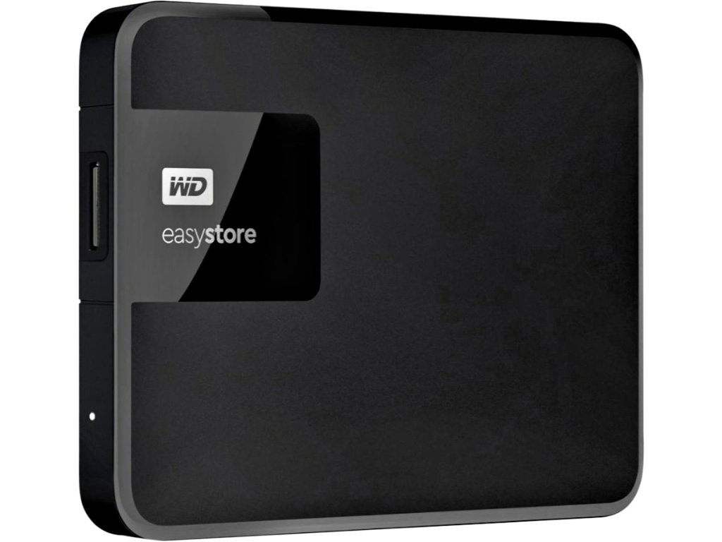 WD Easystore 5TB Portable External Hard Drive