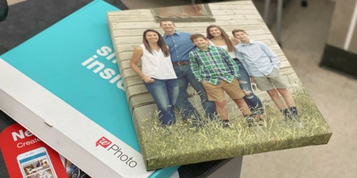 75% Off Canvas Prints, Wood Hanger Boards & More + Free Walgreens In-Store Pickup