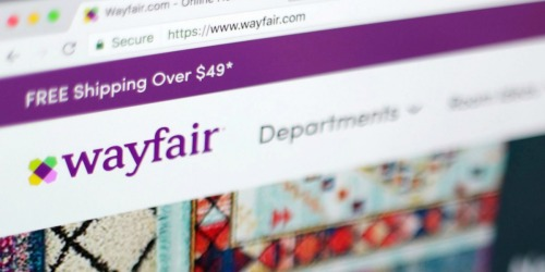 Latest Wayfair Cyber Monday Sale Info
