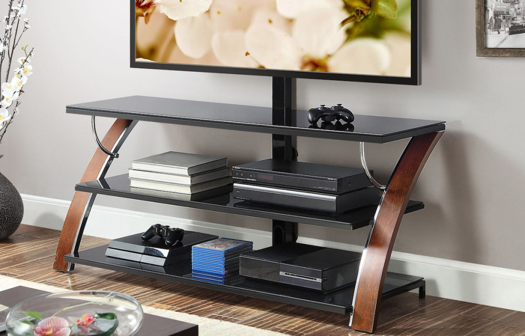 Whalen Payton 3-in-1 Flat Panel TV Stand