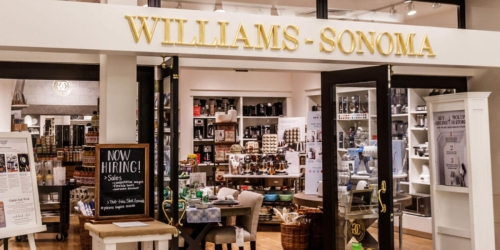 Williams-Sonoma Hiring Thousands of Remote Workers for the Holidays