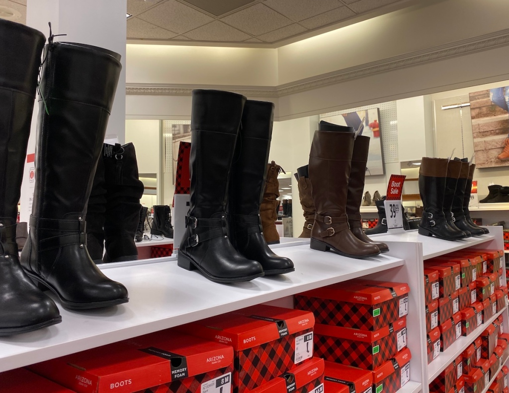 Women's Boots at JCPenney