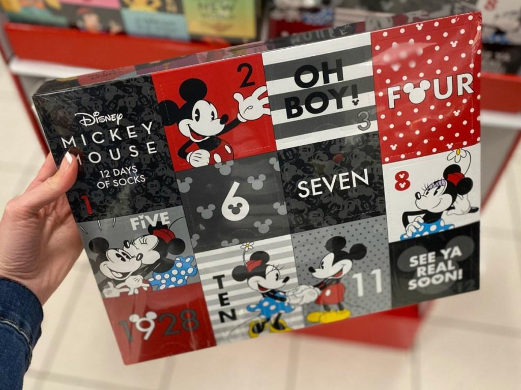 Women's Mickey Mouse Socks set