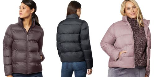 Men's and Women's Midweight Cloudfill Puffer Jacket Only $25 Shipped (Regularly $100)