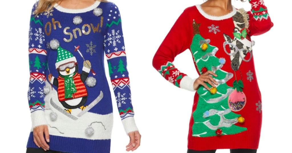 Women's Ugly Sweaters