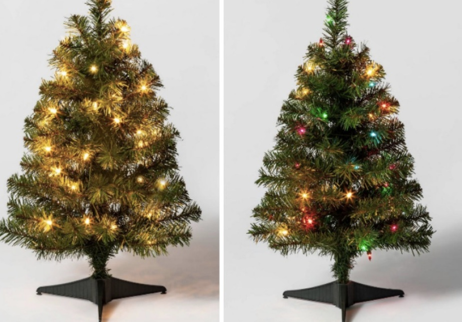 40 Off Artificial Christmas Trees At Target Including