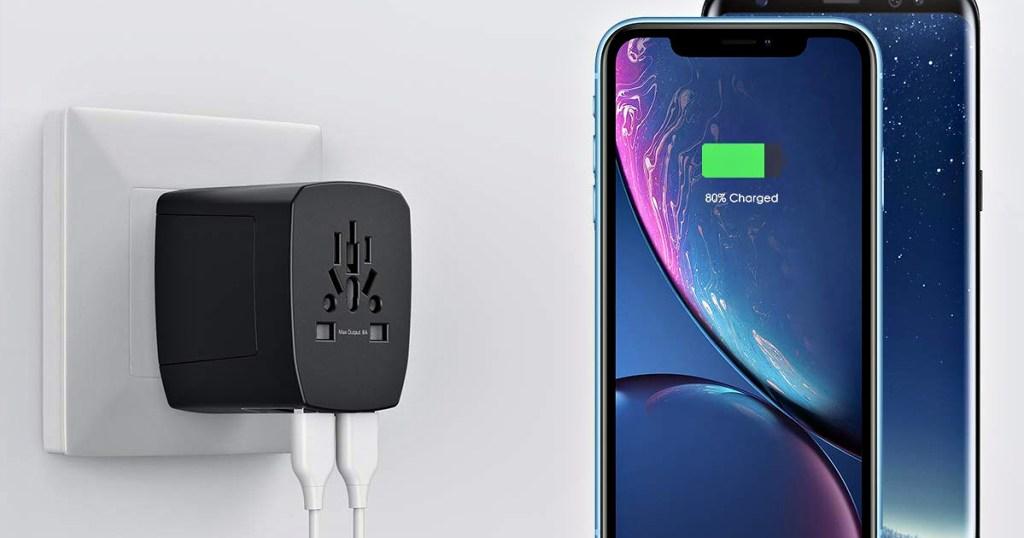 Xcentz Universal Travel Adapter