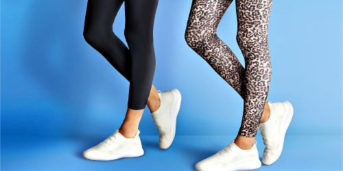 TWO Pairs of Leggings Just $24 at Zulily | Bally Total Fitness, Marika & More