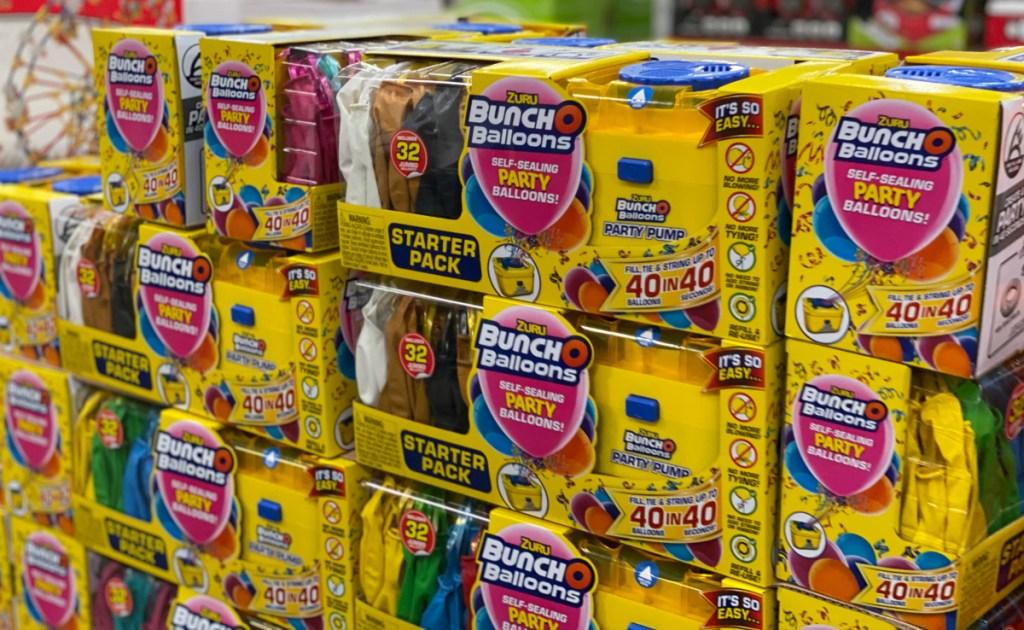 Zuru Bunch O Balloons Party Pump & Balloons
