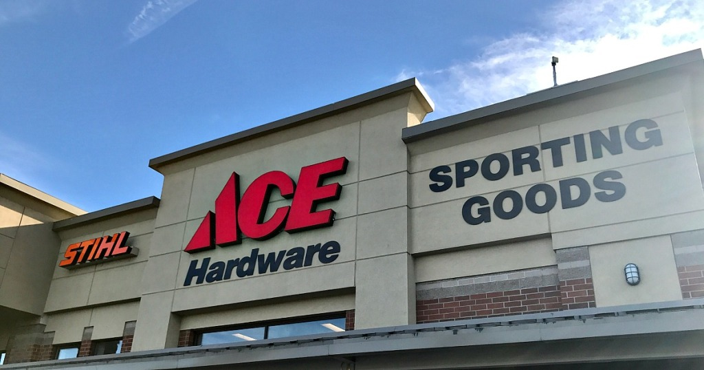 ace-hardware building