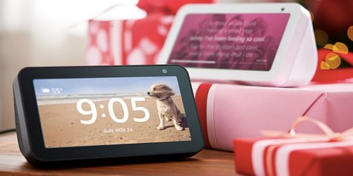 Amazon Echo Show 5 Display 2-Pack as Low as $89.96 Shipped at QVC
