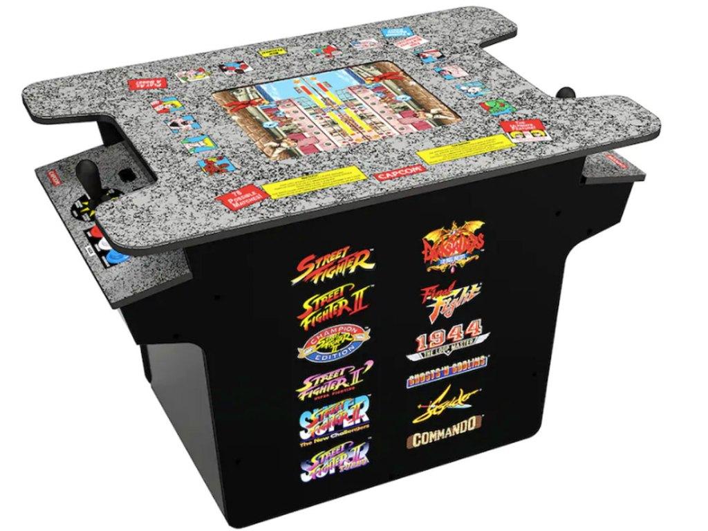 Arcade 1 Up Street Fighter Arcade at kohl's