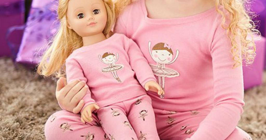 ballerina pajama sets