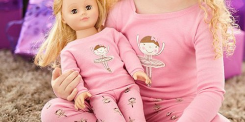 Matching Kids & Doll Pajama Sets Only $11.79 at Zulily (Regularly $30)