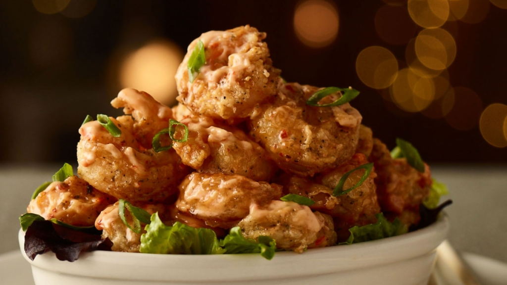 Bang Bang Shrimp from Bonefish Grill