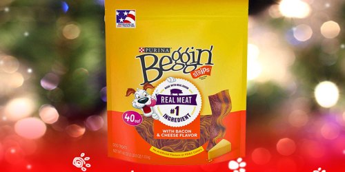 Purina Beggin' Strips Large 40oz Bag Only $5.66 Shipped at Amazon (Regularly $16)