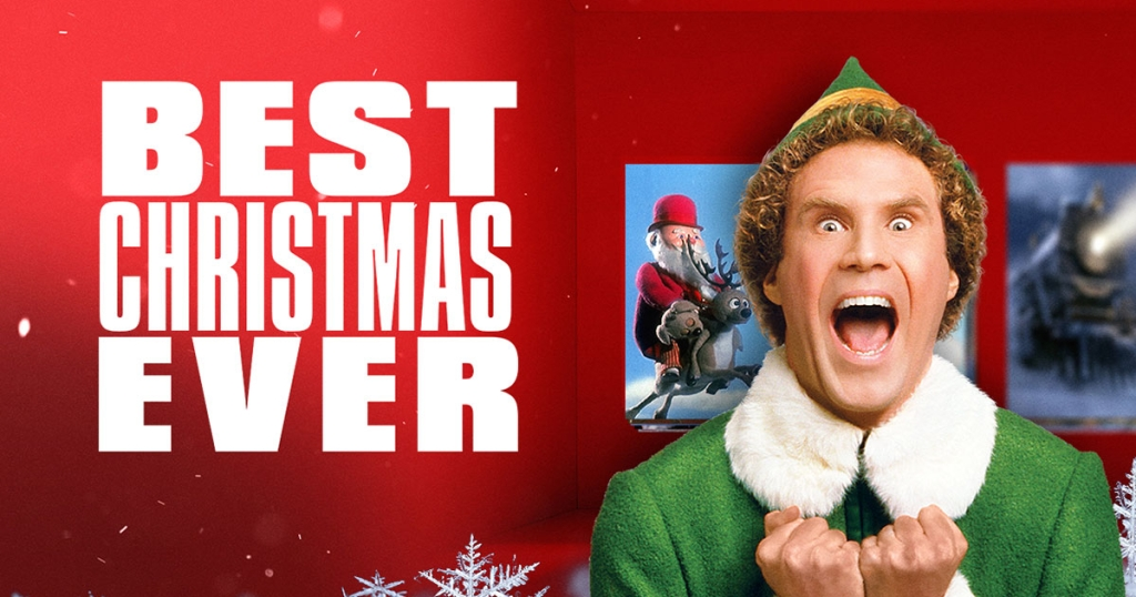 AMC Best Christmas Ever with Buddy the elf