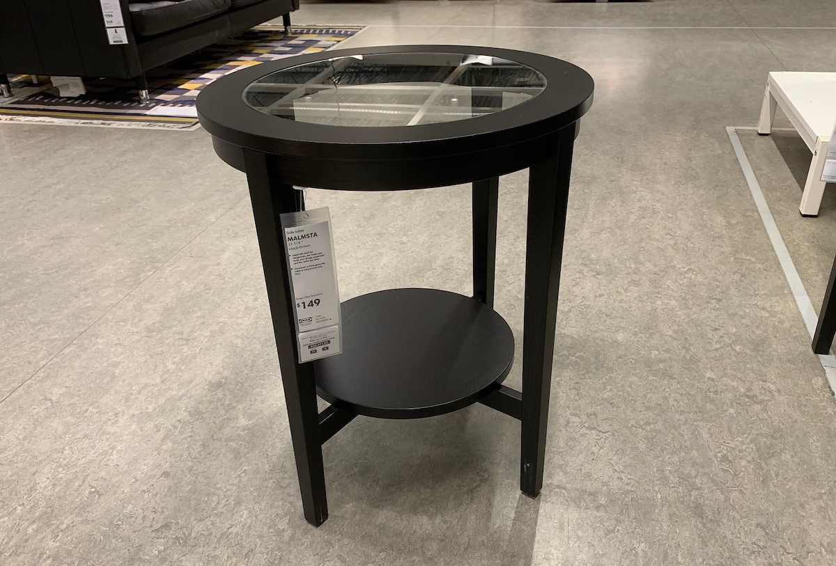 Picture of: 13 Of The Best Ikea Side Tables Starting At 9 99 Official Hip2save