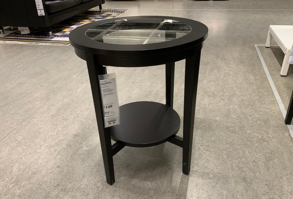 13 Of The Best Ikea Side Tables, Glass Round Coffee Table Ikea