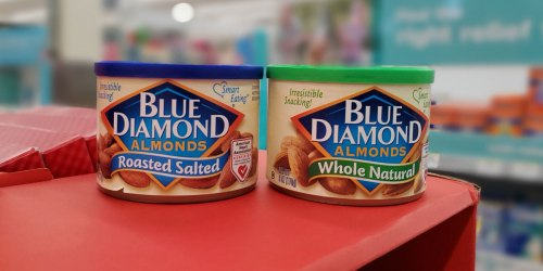 Blue Diamond Almonds Just $2.50 Each at Walgreens | In-Store & Online