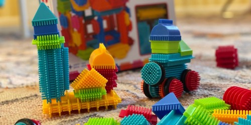 These Building Bristle Blocks Should be a Christmas Gift Staple