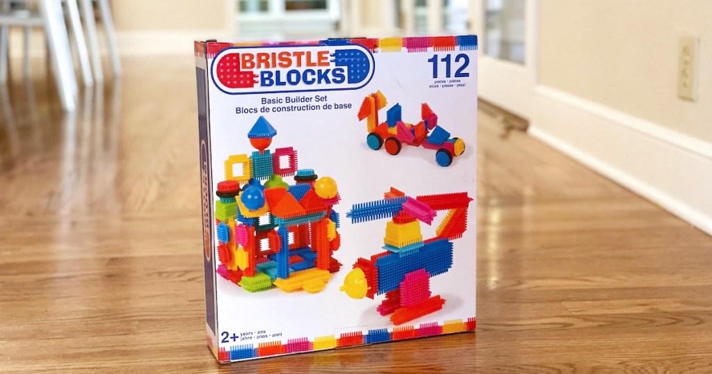 Bristle Blocks set from Battat