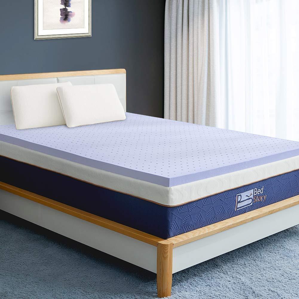 bed story mattress topper