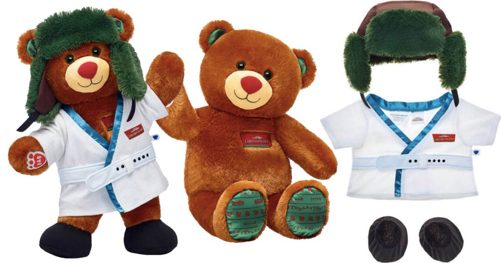 Online Exclusive National Lampoon's Christmas Vacation Bear Gift Bundle