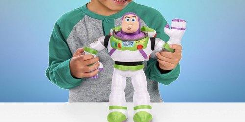 Disney Toy Story 4 Buzz Lightyear Bendable Plush Only $4.97 (Regularly $15)