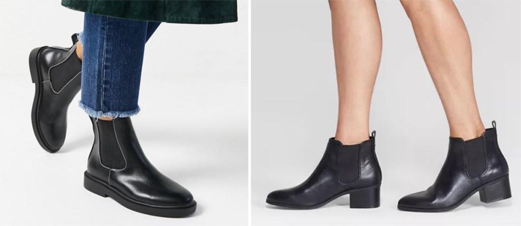 Chelsea Women's Boots on model
