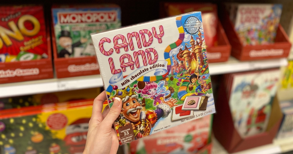 Candy Landy milk chocolate edition