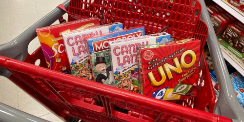 Target Is Selling Edible Versions of Your Favorite Childhood Games!