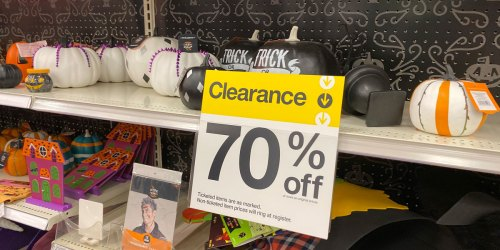 70% Off Halloween Costumes & Decor at Target