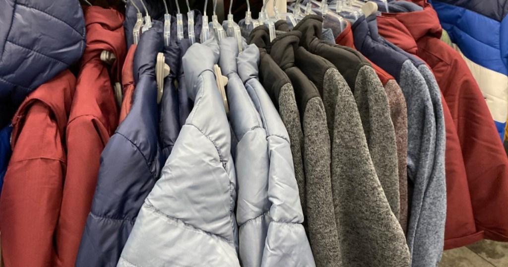 Children's place jackets